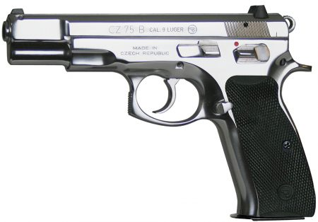 CZ-USA 75B Polished