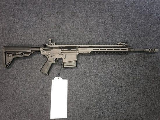 Barrett Rec10 Black - Preowned