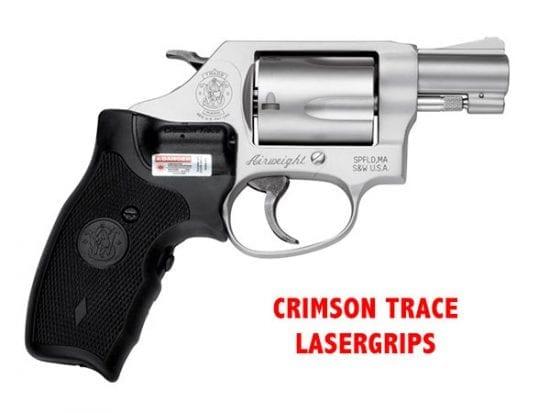 S&W 637 Laser Grips