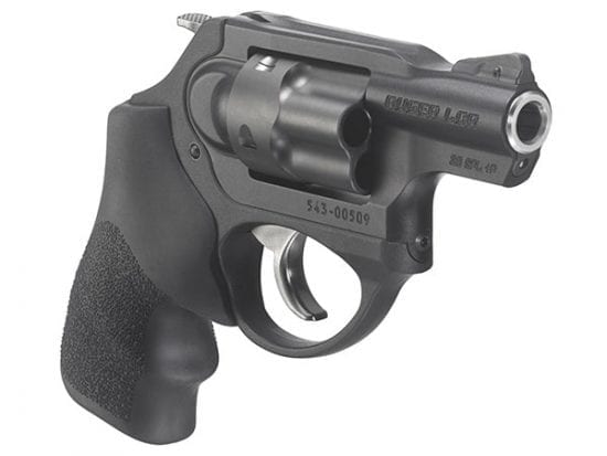 ruger lcrx 38